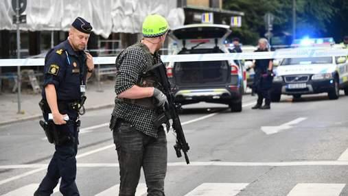 На півдні Швеції сталася стрілянина
