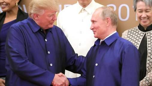 """Сподівання Трампа на """"велику угоду"""" з Путіним – це ілюзія, – екс-посол США"""