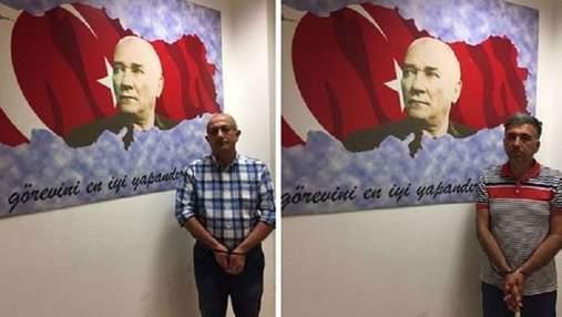 Турецкая разведка похитила из Украины двух оппозиционеров
