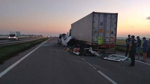 Смертельна ДТП з білорусами на Миколаївщині: пасажири маршрутки пригадали, що передувало аварії
