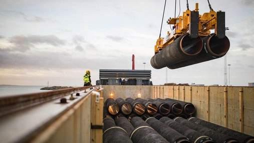"""США завершує підготовку санкцій проти """"Північного потоку-2"""", – The Wall Street Journal"""