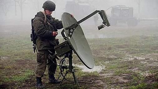 """Нові докази присутності РФ на Донбасі: експерти упізнали новітню систему зв'язку """"Аурига-1.2В"""""""