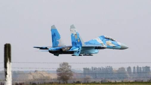 Падіння Су-27 на Вінниччині: останні новини