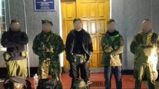 """У Чорнобильській зоні затримали п'ятьох """"сталкерів"""""""