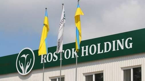 """Компанія """"Росток-холдинг"""" заявила, що збір врожаю під загрозою зриву через атаки рейдерів"""
