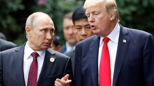 Трамп подтвердил возможность встречи с Путиным