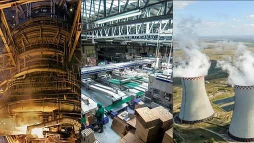 Металлургия и аграрии – основные экспортные отрасли, обеспечивающие Украину валютной выручкой