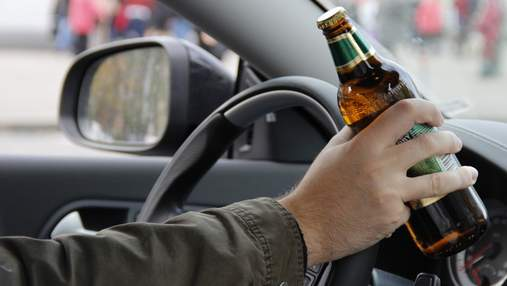 Що зміниться після запровадження кримінальної відповідальності за п'янку за кермом