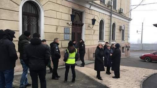 Одеський медуніверситет ніхто не захоплював: у поліції роз'яснили ситуацію