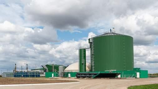 Газ из отходов: Ukrlandfarming Бахматюка выступает за экологическую электроэнергетику