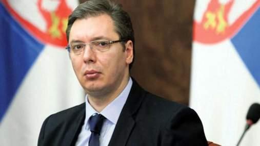 Сербия просит созвать экстренное заседание Совбеза ООН из-за армии в Косово