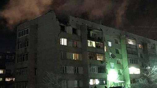 У Росії у багатоповерхівці стався вибух газу: є жертви