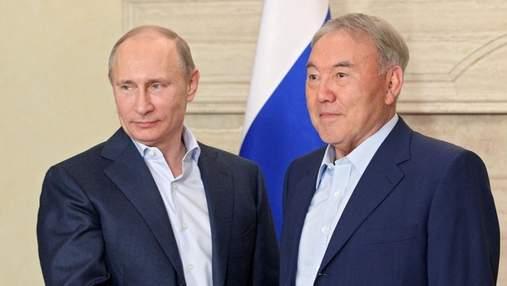 Що пообіцяв Назарбаєв Путіну і як його відставка вплине на стосунки з Україною?