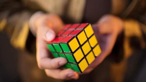 Як скласти кубик Рубіка: інструкція