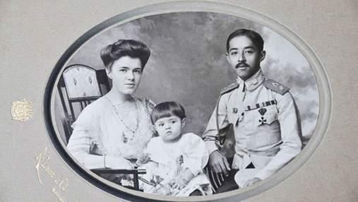 Украинка, которая вошла в монаршую семью Таиланда
