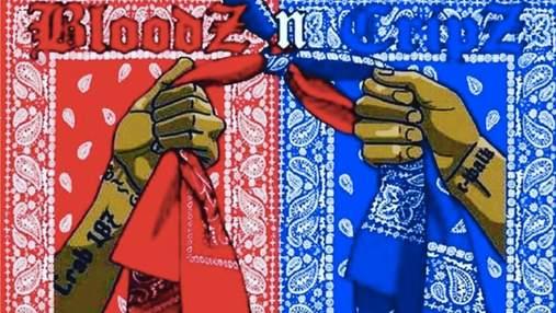 Заклятые враги Crips & Bloods: к какой из банд принадлежал рэпер Snoop Dogg
