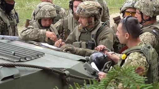 Украинские военные произвели настоящий фурор на международных учениях Combined resolve: видео
