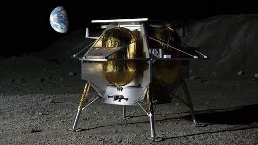 Заснована українцем космічна компанія готується до польоту на Місяць