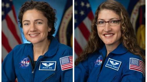 Впервые в истории состоится женский выход в космос: известна дата