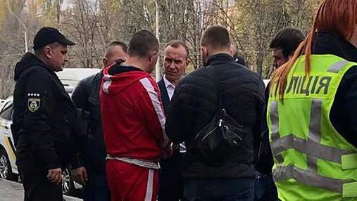 Поліція знайшла машину викрадачки немовля на Київщині: фото