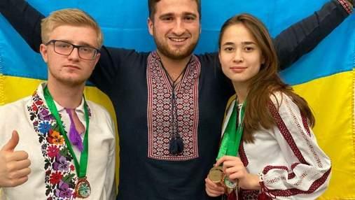 Українські молоді вчені вибороли золото та бронзу на світовому конкурсі: вражаючі винаходи