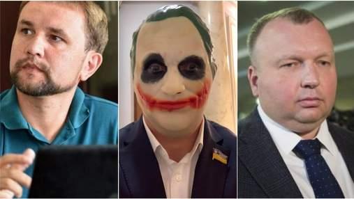 Головні новини 12 листопада: В'ятрович буде нардепом, Кива-Джокер та підозра Букіну