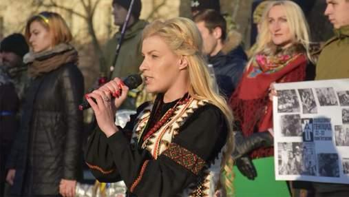 Відома львівська активістка Живко виявилася аферисткою та інтриганткою