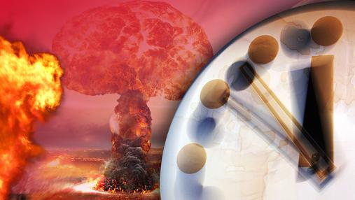 Кінець світу близько: що таке Годинник Судного дня і скільки часу має людство