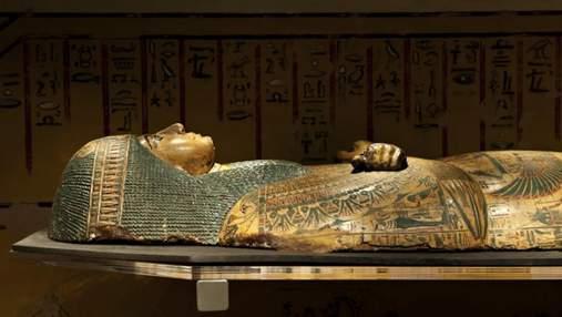 3000-річна мумія заговорила:  вчені відтворили голос єгипетського жерця Несьямуна – відео