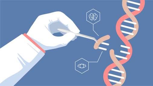 Новую генную технологию CRISPR впервые использовали для лечения врожденной слепоты