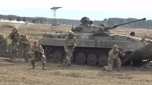 Мощные обучения резервистов ВСУ по стандартам НАТО: зрелищные фото и видео