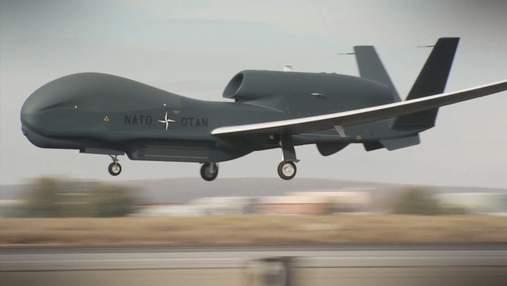 Позавидуют Россия и Китай: уникальные беспилотники служат безопасности НАТО – впечатляющие кадры