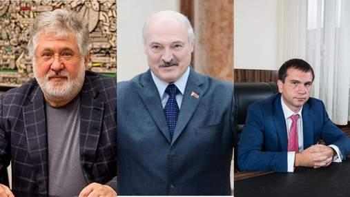 Коломойский и Вовк vs Лукашенко: что труднее преодолеть – коррупцию или диктатуру – Есть вопросы
