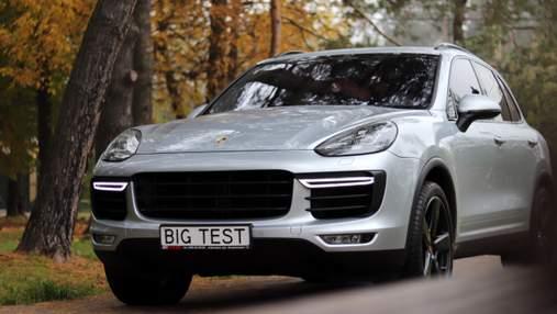 Подержанный Porsche Cayenne: только для владельцев автозаправок?
