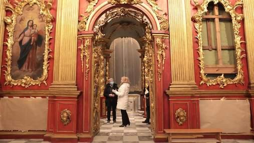 Андріївську церкву в Києві відкриють після 5 років реставрації: фото