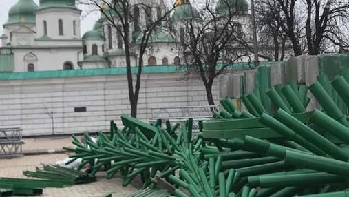 Поліція може обмежити доступ до Софійської площі в Києві на новорічні свята
