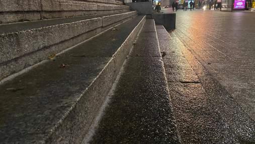 Ожеледиця та сніг з дощем: прогноз погоди у Києві та області на вихідні 12 та 13 грудня