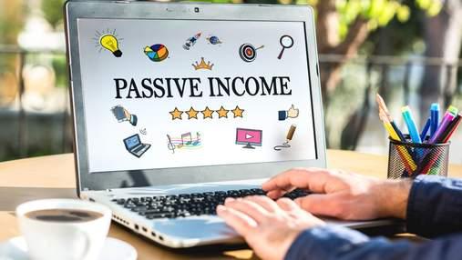 Від депозитів до трейдингу: 7 способів як отримати пасивний дохід