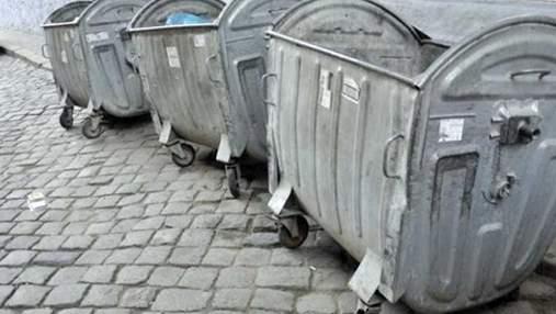 В Харькове в контейнере с мусором нашли труп бездомного