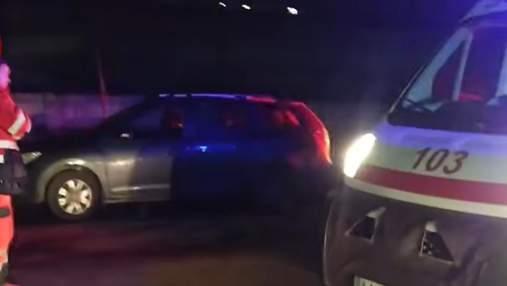 Стрельба в Киеве: таксист отказался брать пассажира, потому что тот был грязный – видео