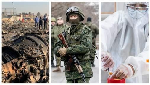Трагедія в Тегерані й розслідування злочинів на Донбасі: чим українцям запам'ятався 2020 рік