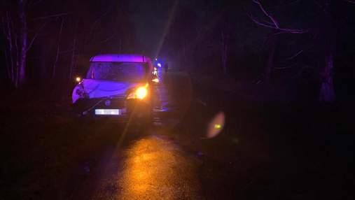 На Житомирщине пьяный водитель наехал на детей: один мальчик погиб на месте