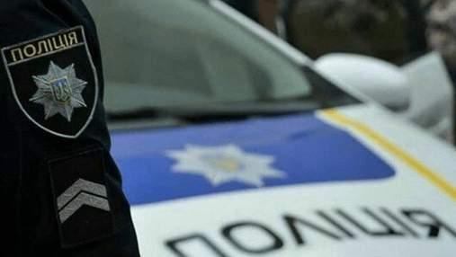 Вез жену и ребенка: под Киевом очень нетрезвый водитель пытался убежать от полиции – видео