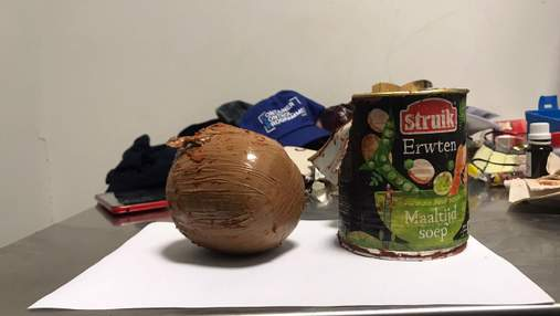 Віз пів кіло кокаїну у банці з овочевим супом: у Києві в аеропорту затримали іноземця