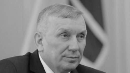Від коронавірусу помер ексначальник поліції Львівщини Василь Пісний