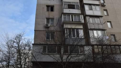 Після сварки з хлопцем: у Києві з вікна багатоповерхівки випала 17-річна дівчина