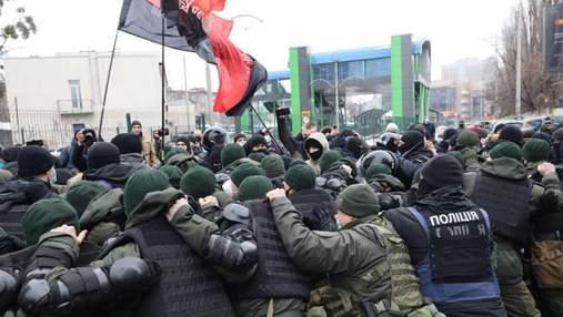 Затриманий під проросійським каналом ветеран АТО погрожував самогубством у відділку поліції