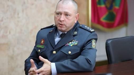 Об укреплении границы с Россией и параде в Луганске: откровенное интервью с Сергеем Дейнеко