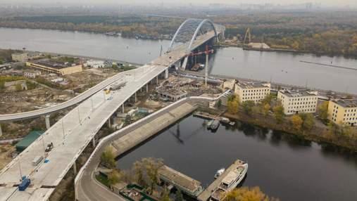 Укравтодор захотів забрати у Києва Подільсько-Воскресенський міст
