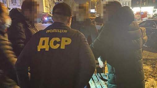 Керівники відділу Деснянської РДА у Києві попалися на хабарі у 8 тисяч доларів: фото